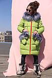 Дитячий комбінезон для дівчинки Мелітта До зростання 116, ТМ Nui very Україна, фото 2