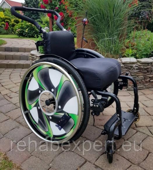 Инвалидная коляска активного Sunrise Medical Quickie Zippie Simba Active Wheelchair 34cm