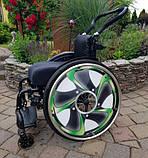 Инвалидная коляска активного Sunrise Medical Quickie Zippie Simba Active Wheelchair 34cm, фото 3