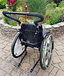 Инвалидная коляска активного Sunrise Medical Quickie Zippie Simba Active Wheelchair 34cm, фото 4
