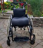 Инвалидная коляска активного Sunrise Medical Quickie Zippie Simba Active Wheelchair 34cm, фото 2