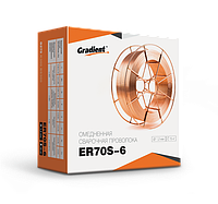 Омедненная проволока ER70S-6