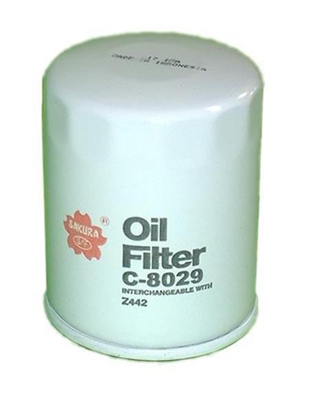 Масляный фильтр C8029 для Nissan Note, Primera, Sunny, Serena, Micra