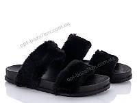 Шлепки женские Diana 323 черный (36-41) - купить оптом на 7км в одессе