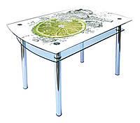 Стол стеклянный КС-4