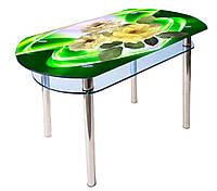 Стол стеклянный КС-5