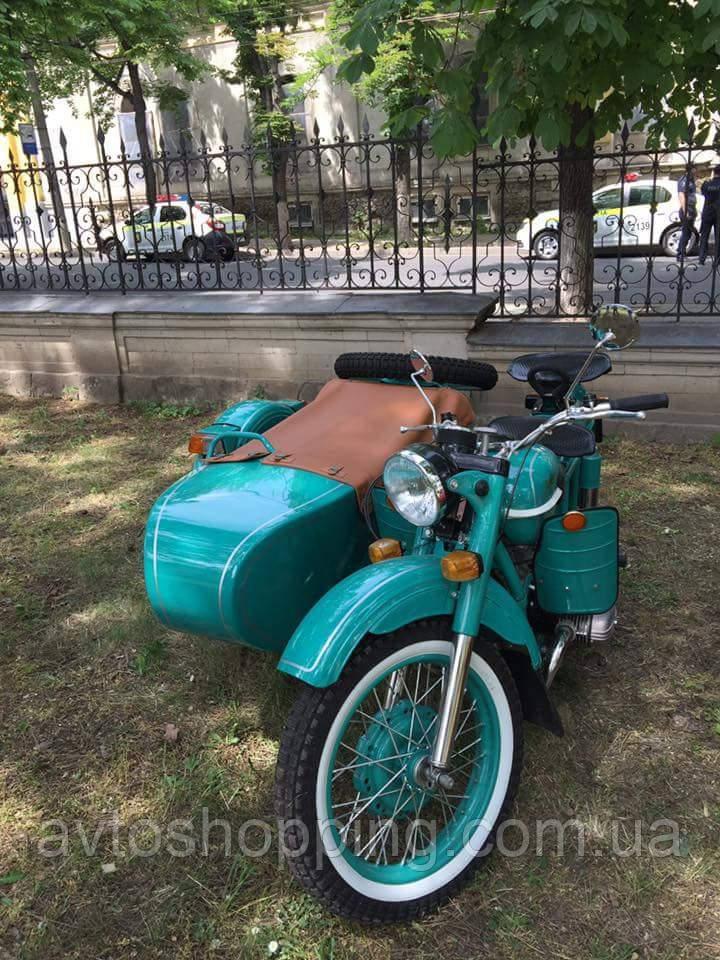 Фліппера на колеса для мотоцикла, вайтволлы, вайтбенды, колорбенды, Мото R19 білі Туреччина