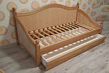 Дерев'яне ліжко Прованс-1, фото 2