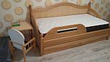 Дерев'яне ліжко Прованс-1, фото 5