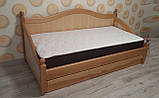 Деревянная кровать Прованс-1, фото 4