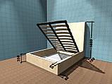 Ліжко Corners Рига, фото 7