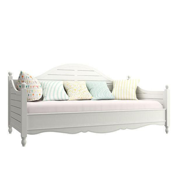 Деревянная кровать Прованс-2