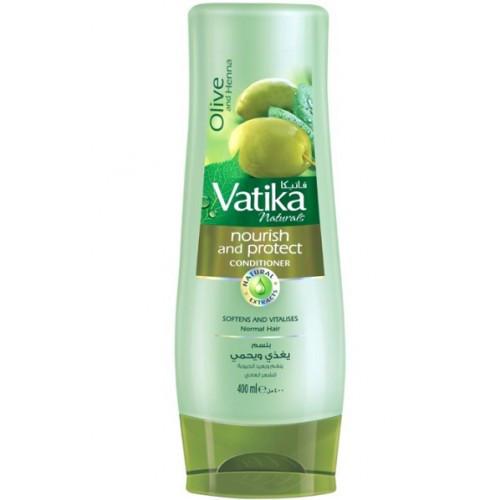 """Кондиционер для волос Dabur Vatika """"Питание и Защита"""", 200 мл"""