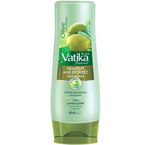 """Кондиционер для волос Dabur Vatika """"Питание и Защита"""", 200 мл, фото 2"""
