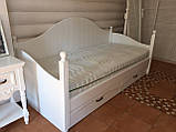 Дерев'яне ліжко Прованс-12, фото 2