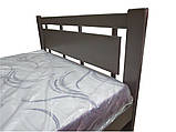 Деревянная кровать Александрия Люкс, фото 3