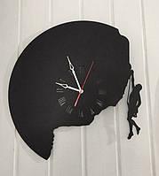 Часы настенные Скалолаз, фото 1