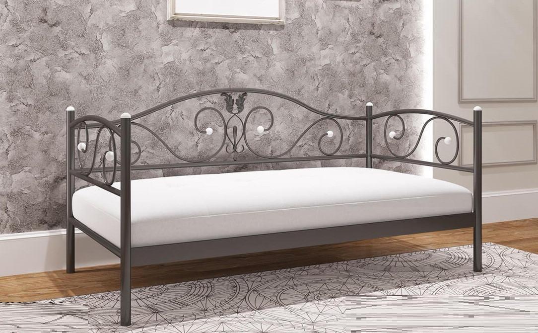 Металлический диван Анжелика мини