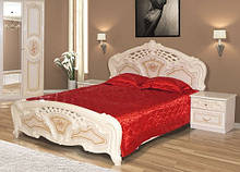 Двухспальная кровать Кармен Новая пино беж