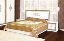 Двухспальная кровать СМ София белая