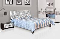Двухспальная кровать СМ Бася Новая (Нейла)
