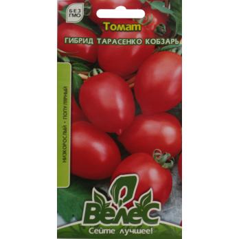 ТМ ВЕЛЕС Томат Гибрид Тарасенко Кобзарь 0,15г