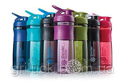 Спортивный шейкер для протеина BlenderBottle SportMixer 820 ml Fashion Line