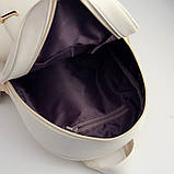 Рюкзак жіночий 4 в 1, набір (чорний), фото 8