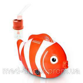 Детский компрессорный небулайзер Gamma Nemo
