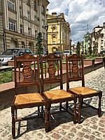 Антикварные стулья 6шт стул кресло  бюро секретер креденс сервант комод