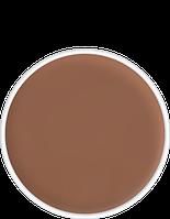 Коричневый аквагрим AQUACOLOR 4 мл (оттенок FS 35)
