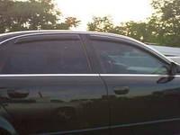Дефлектора окон AUDI 100 Avant 1990-1994 (4A,C4) Audi A6 Avant 1994-1997(4A,C4) Cobra Tuning