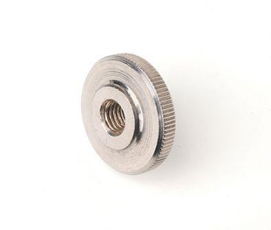 Нажимная гайка М10 DIN 467 из нержавеющей стали