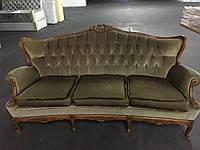 Антикварный диван барокко кресло  буфет креденс сервант комод
