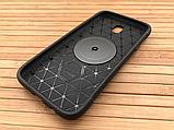 Накладка ROCK Magnet Samsung J530 black, фото 2