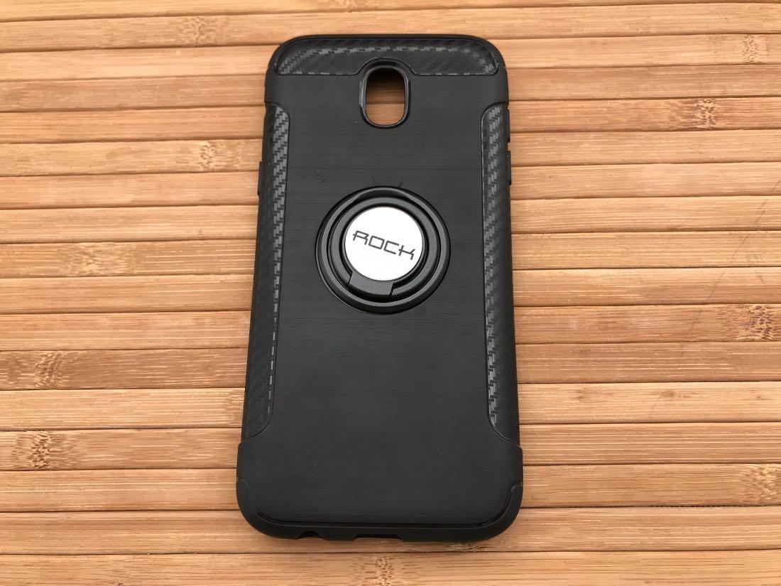 Накладка ROCK Magnet Samsung J530 black