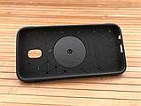 Накладка ROCK Magnet Samsung J530 black, фото 4