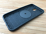 Накладка ROCK Magnet Samsung J730 black, фото 2