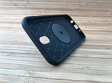 Накладка ROCK Magnet Samsung J730 black, фото 4