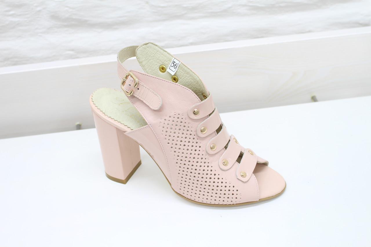 Босоніжки жіночі на каблуку El Passo ( Польща ) - Lady інтернет-магазин  жіночого взуття b076ba5183123