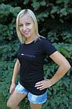 Женская футболка трикотажная копия, фото 3
