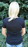 Женская футболка трикотажная копия, фото 4