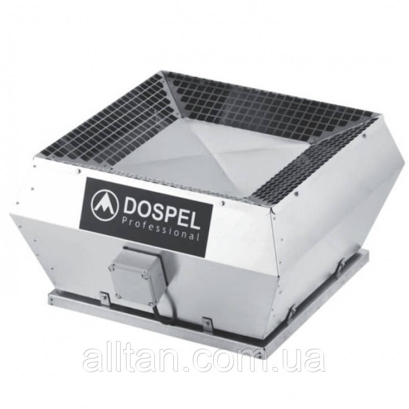 Крышный Вентилятор WDD 450-H