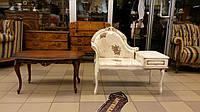 Антикварная банкетка диванчик кресло комод  витрина  буфет креденс сервант комод