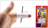 Гвоздь в палец - страшилка, фото 1