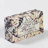 Оливковое натуральное мыло Jasmine /Жасмин/ ZeyTeen Elegance, 250г