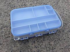Контейнер, органайзер, коробочка 2х-сторонняя - Aquatech-18х12х5см