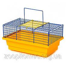 Клітка клітка ГРИЗУН ГРИЗУН 28-18-15 см фарба
