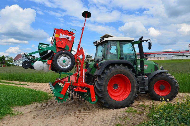 AGRO-MASZ Культиватор передпосівний З ГІДРОПАКОМ AS 2,5 м, 2,7 м, 3,0 м  або 4,0 м ЄВРОПАК