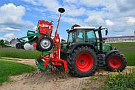 AGRO-MASZ Культиватор передпосівний З ГІДРОПАКОМ AS 2,5 м, 2,7 м, 3,0 м  або 4,0 м ЄВРОПАК, фото 1